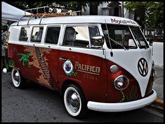 VW Camper T1
