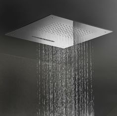 built in shower head - Google Search