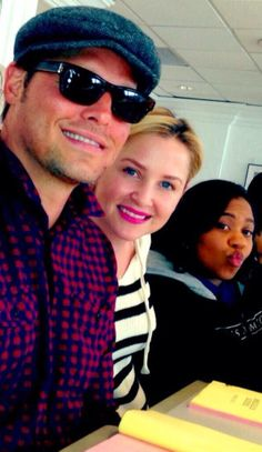 Love this. ❤️ Some of the Grey's Anatomy cast.