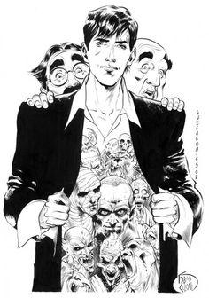 Dylan, Groucho e Bloch