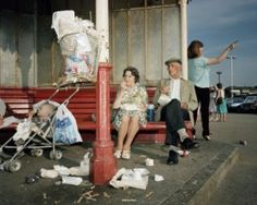 Martin Parr: The Last Resort 1985