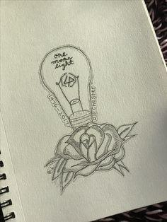 One More Light Linkin Park Tattoo Design Dedicated in Memory of Chester Bennington Artist: Marisa Bruno