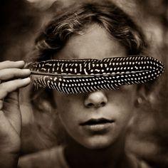 © Lori Vrba. Blindfold, 2012.