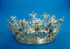 "renaissance-art: "" Bridal Crown c. 1500 """