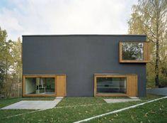 Double House In Danderyd. Tham & Videgård Arkitekter