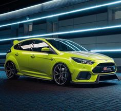 Ford Rs, Car Ford, My Dream Car, Dream Cars, Ford Focus Hatchback, Ford Motorsport, Ford Focus 2, Ford Escort, Mustang Cars