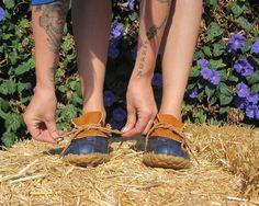 VINTAGE LL BEAN outdoor gum shoes