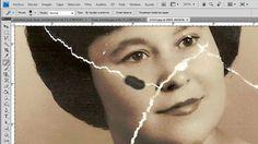 tutorial de como restaurar imagenes en photoshop parte 1