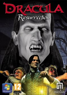 Dracula Resurrection (a point-and-click style PC game)