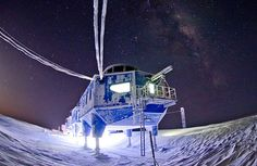 Halley VI and other Antarctic research stations – in pictures