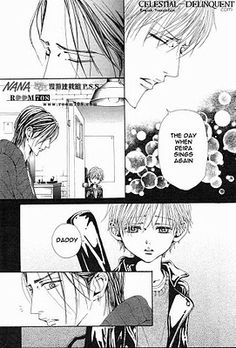 nana and ren relationship