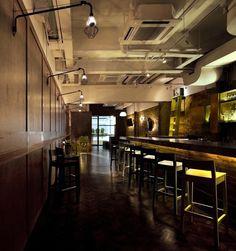 Bar Interior Design decorating