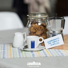 Lavazza always makes our winter mornings merry and bright. [Promotional Pin]