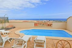 4 bedroom villa near the beach in Caleta de Fuste (El Castillo) - 1077177 Villa, Holidays, Bedroom, Beach, Outdoor Decor, House, Home Decor, Antigua, Holidays Events