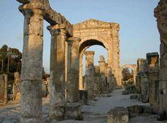 Tyre Ancient ruins, Lebanon Archeology Photos