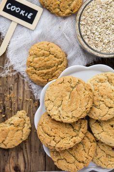najlepsze ciasteczka owsiane z wiórkami kokosowymi Food And Drink, Cookies, Cake, Christmas Recipes, Foods, Interior, Diet, Oat Cookies, Kuchen