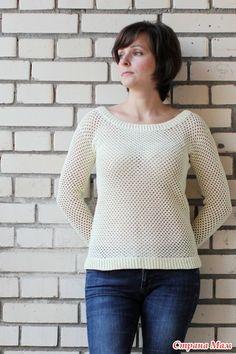 Добрый день, СтранаМам  Сегодня покажу вам  пуловер из 420 гр egitto…