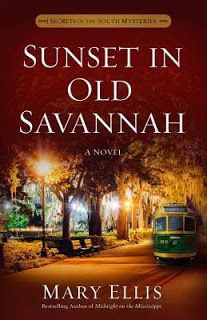 Maureen's Musings: Sunset in Old Savannah (Secrets of the South Myste...