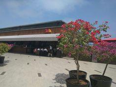 Lunch in Lima, Peru