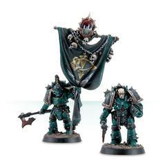 Sons of Horus Legion Command