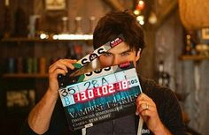 A new #TVD directed by Ian Somerhalder is tonight