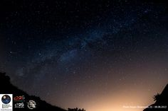 Astrophotographer Stojan Stojanovski sent in a photo of the Milky Way and Perseid meteors taken July 31, 2013, in Ohrid, Macedonia.