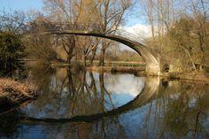 High Bridge - University Park - Oxford, England