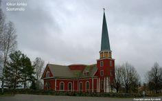 Kiikka church, Finland