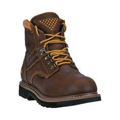 Dan Post Men's Boots Gripper Zipper DP66404 (US Men's D (Regular))