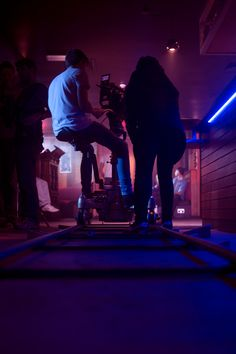 So you're a film student. You want to get into the film industry early, but  how do you even get started? The answer is to start being a runner. http://www.studentblogs.ucreative.ac.uk/student-blogs/2015/1/the-life-of-a-runner