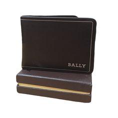 Bally Brown Wallet For Men.  #wallet, #men, #women, #fashion, #india