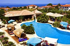5 Achtis Hotel Afitos, Grecia