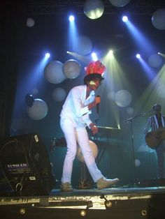 MIKA live 2009 - gig unknown