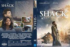 The Shack (2017) DVD Custom Cover