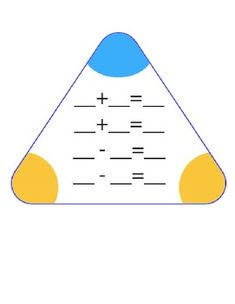 Multiplication And Division Fact Families Worksheets 3rd Grade ...