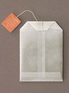 Oh So Beautiful Paper: Joy's DIY Tea Bag Bridal Shower Invitations