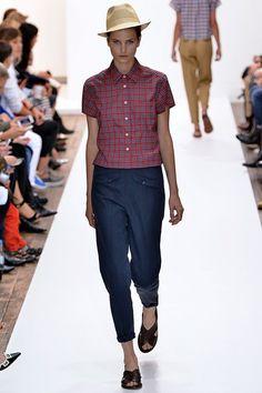 London Fashion Week, SS '14, Margaret Howell