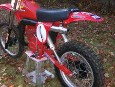 1979HondaCR250 Honda Dirt Bike, Dirt Bike Racing, Honda Motorcycles, Dirt Bikes, Vintage Motorcycles, Cars And Motorcycles, Motocross Bikes, Vintage Motocross, Triumph Tiger