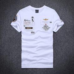 c96a1de2c94e0 Italia Aeronautica Militare Combat 20 Air Force Stormo Men T-shirt Air  Force One