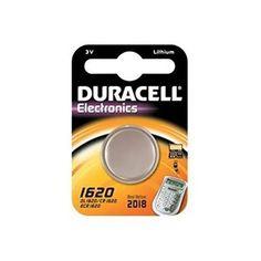 Batteria a Bottone a Litio DURACELL DRB1620 CR1620 3V DURACELL 1,96 € Se sei un appassionato d'informatica ed elettronica, ti piace stare al passo con la più recente tecnologia senza lasciarti sfuggire nessun dettaglio, acquista Batteria a Bottone a Litio DURACELL DRB1620 CR1620 3Val miglior prezzo.Duracell CR1620 3V, Litio, Bottone/moneta, 3 V, CR1620Tecnologia batteria: LitioFattore di forma della batteria: Bottone/monetaVoltaggio della batteria: 3 VNumero di batterie incluse: 1dimensioni…