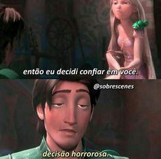Haha Funny, Funny Memes, Lol, Disney And More, Disney Love, Walt Disney Pixar, Film Books, Thing 1, Princesas Disney