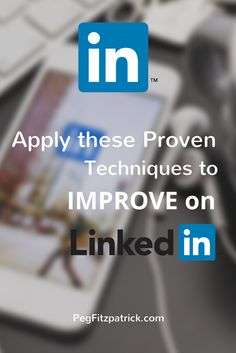 """Apply These Proven Techniques To Improve on LinkedIn Today"" on @LinkedIn http://www.linkedin.com/today/post/article/20140825165521-86746321-apply-these-proven-techniques-to-improve-on-linkedin-today"