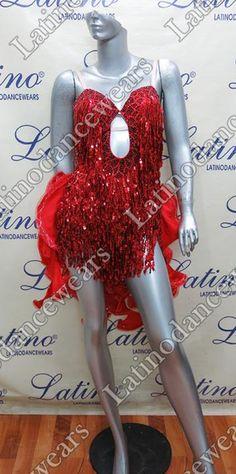 LATIN SALSA COMPETITION DRESS LDW (LS274A) LATIN-SALSA-COMPETITION-DRESS-LDW-LS274A Latino Dancewears