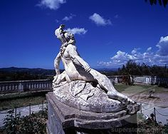 Image detail for -Statue of dying Achilles. Achillion Palace. Gastouri. Corfu. Greece ...