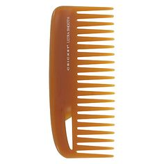 Cricket Ultra Smooth Argan & Olive Oil Conditioning Comb ($6, folica.com) detangles wet hair with the greatest of ease. The hook for hanging it in the shower is a nice touch.