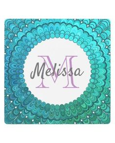 Liven up the walls of your home or office with Mandala wall art from Zazzle. Check out our great posters, wall decals, photo prints, & wood wall art. Wall Art For Sale, Art Prints For Sale, Framed Art Prints, Poster Prints, Mandala Print, Flower Mandala, Monogram Letters, Abstract Pattern, Metal Wall Art
