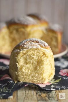 Discover recipes, home ideas, style inspiration and other ideas to try. Receta Pan Brioche, Brioche Bread, Brioche French Toast, Biscuit Bread, Pan Bread, Gourmet Recipes, Bread Recipes, Dessert Recipes, My Dessert
