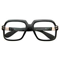 e6d7b23b0f047 Old School Hip Hop Style Square Vintage Square Glasses 2981