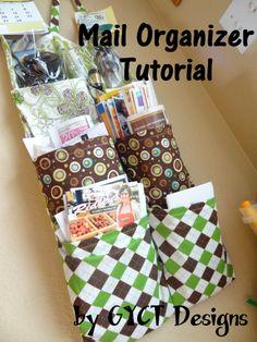 Mail Organizer Tutorial by GYCT