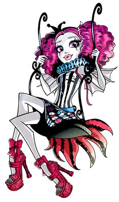 Monster High by Airi